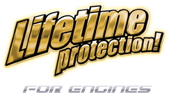 lifetime protection logo