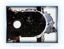 Timing Cover Untreated