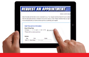 Online Appointments