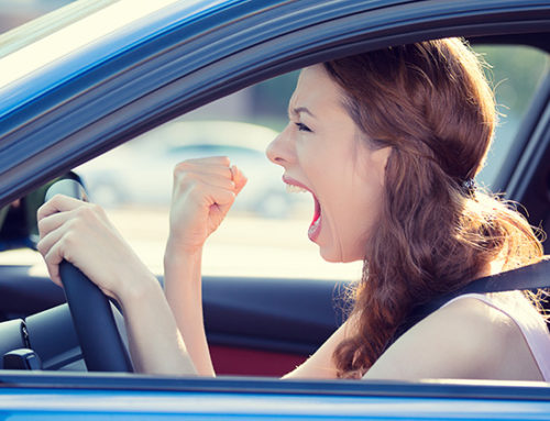 Avoiding Road Rage – Drive Safe