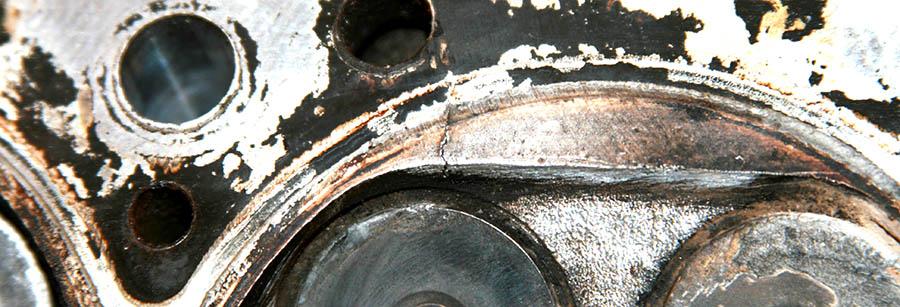 Cracked Cylinder Head repair - Certified Auto Repair